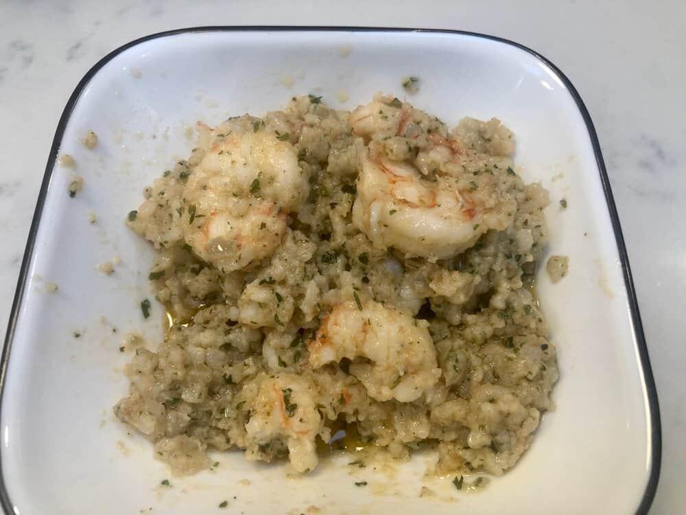 How to Make Shrimp Scampi