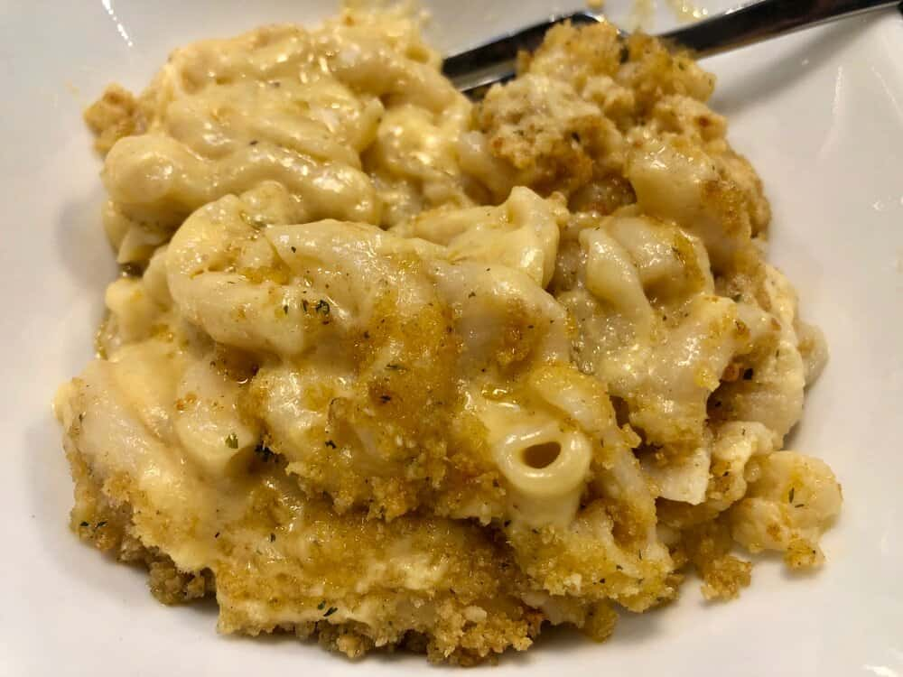 Brown rice macaroni and cheese