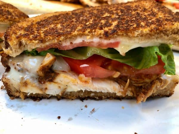 Easy Chipotle Chicken Sandwich