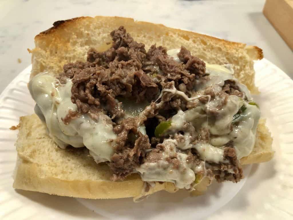 Original philly cheesesteak recipe